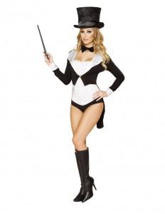 Magician Costume Women