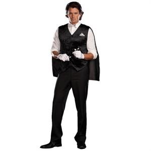 Magician Costume for Men