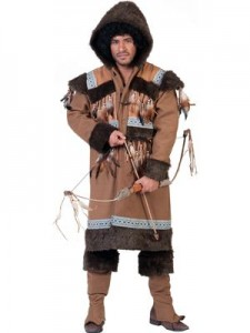 Male Eskimo Costume