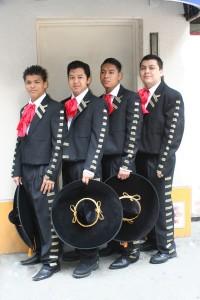 Mariachi Band Costume
