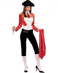Matador Costume Women