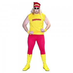 Men Hulk Hogan Costume