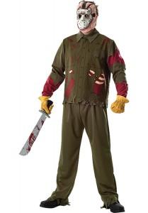 Men Jason Voorhees Costume