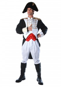 Mens Colonial Costume