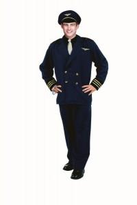 Mens Pilot Costume