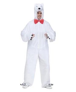 Mens Polar Bear Costume