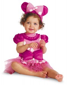 Minnie Mouse Costumes For Toddlers