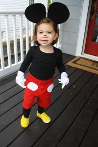 Minnie Mouse Toddler Costumes