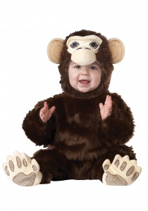 Monkey Costumes for Babies