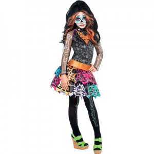 Monster High Skelita Costume