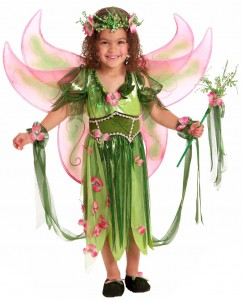 Mother Nature Costume for Kids