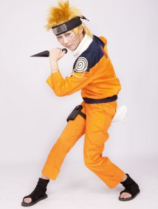 Naruto Costume for Kids
