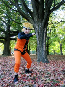 Naruto Costume for Men