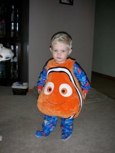 Nemo Baby Costume