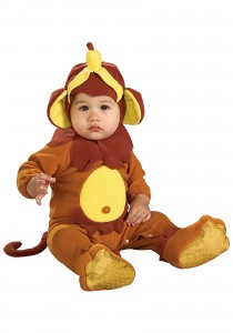 Newborn Monkey Costume