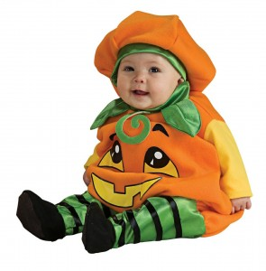 Newborn Pumpkin Costume
