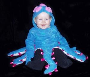 Octopus Costume Kids
