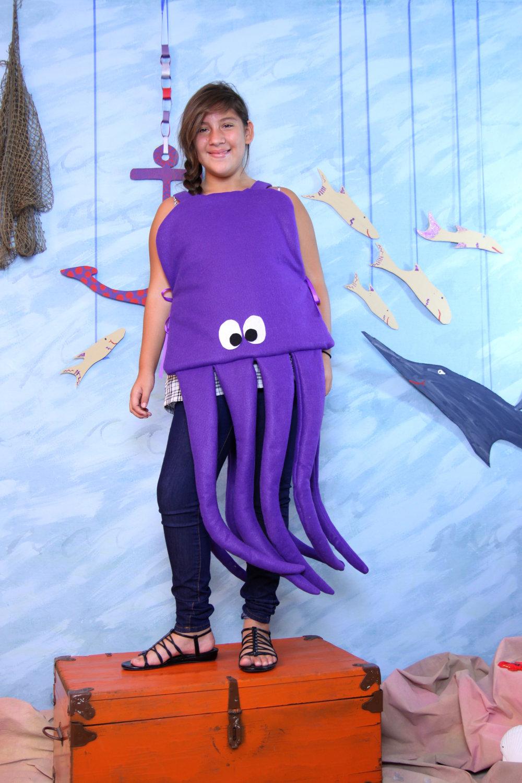 Octopus Costume Costumes Fc