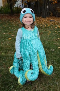 Octopus Infant Costume