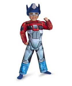 Optimus Prime Costume Kids