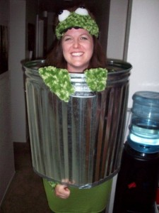 Oscar the Grouch Costume Ideas