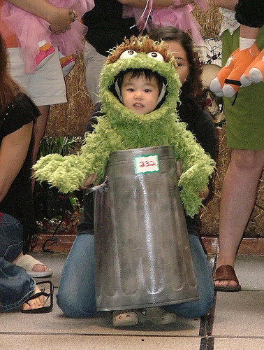 Oscar The Grouch Costumes Costumesfc Com