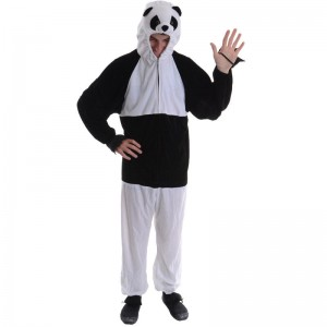 Panda Bear Costume for Adults