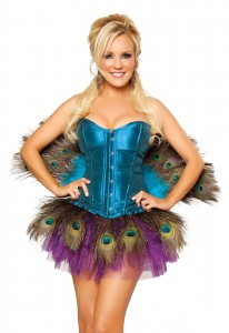 Peacock Costumes