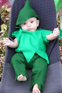 Peter Pan Baby Costume