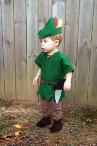 Peter Pan Costume Toddler