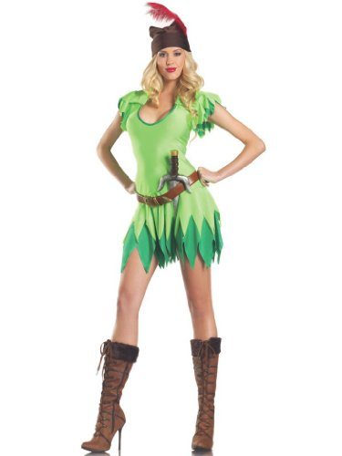 Sexy peter pan costumes