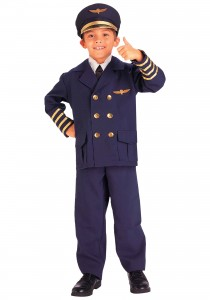 Pilot Costume for Kids
