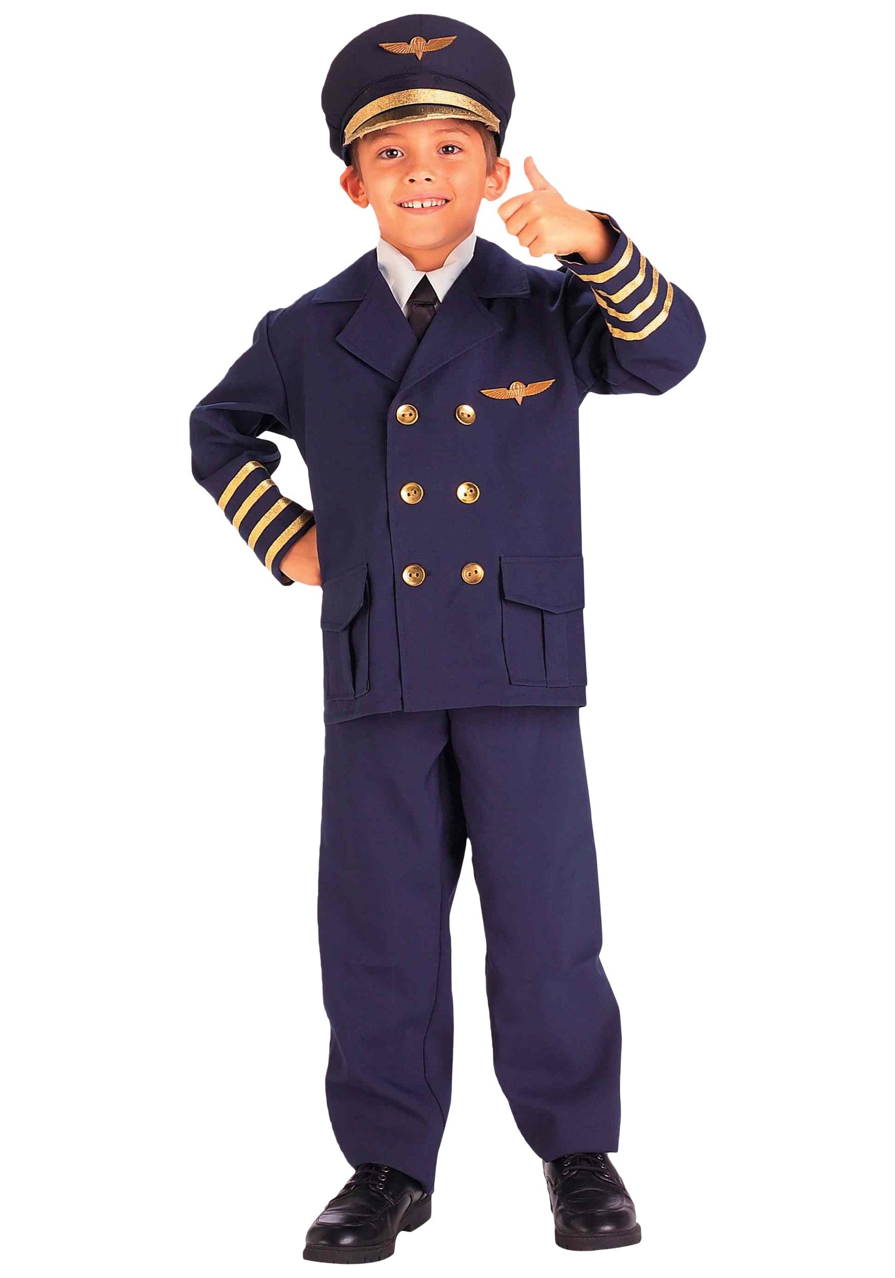 Pilot Costumes Costumesfc Com