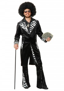 Pimp Costumes for Men