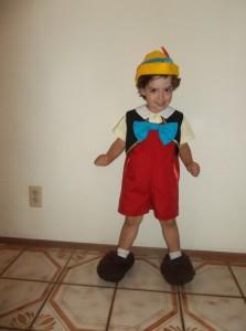 Pinocchio Costume Kids