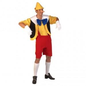 Pinocchio Costume Pattern