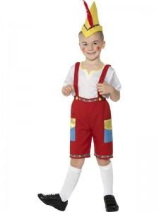 Pinocchio Costume for Kids