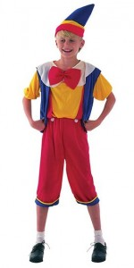 Pinocchio Costumes for Kids