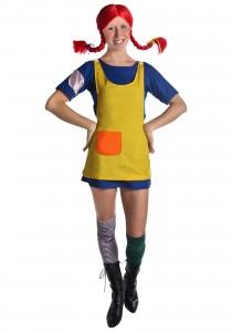 Pippi Longstocking Costumes