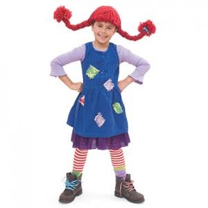 Pippi Longstocking Costumes for Kids