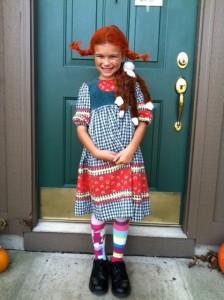 Pippi Longstockings Costume