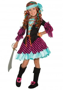 Pirate Costumes for Girls
