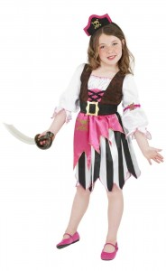 Pirate Girl Costumes