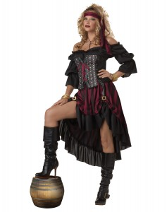 Pirate Wench Costume Ideas