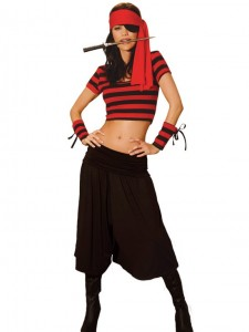 Pirate Wench Costumes for Women