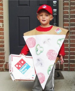 Pizza Costume for Kids