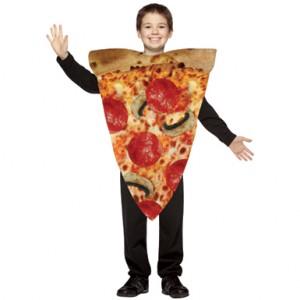 Pizza Halloween Costume