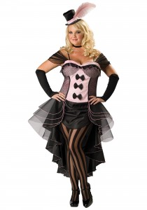 Plus Size Burlesque Costumes