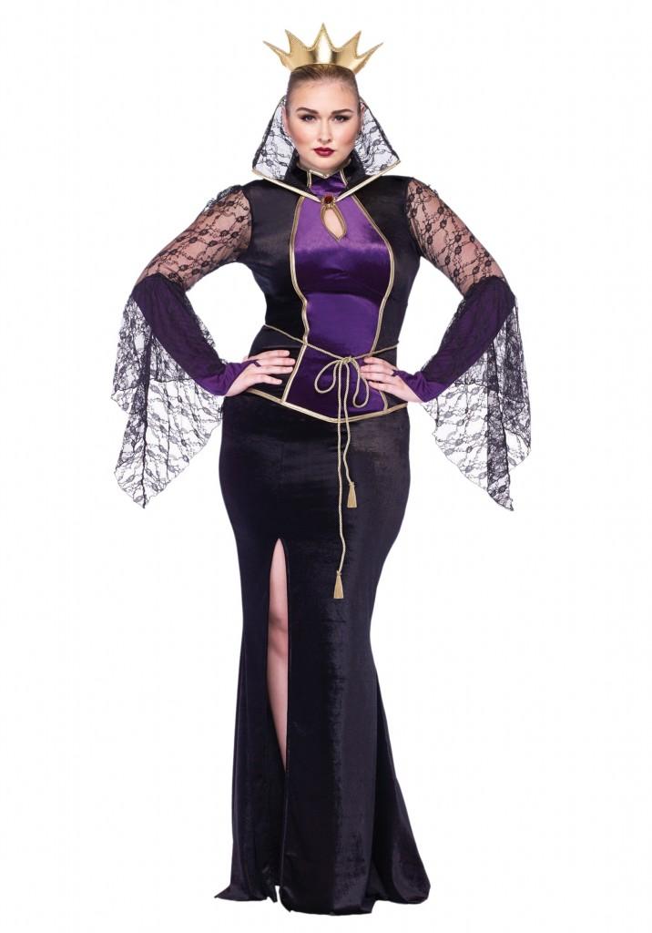 Womens disney plus ursula costume