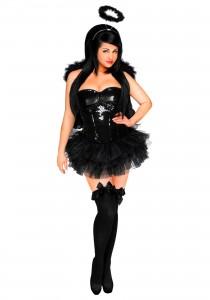 Plus Size Fallen Angel Costume